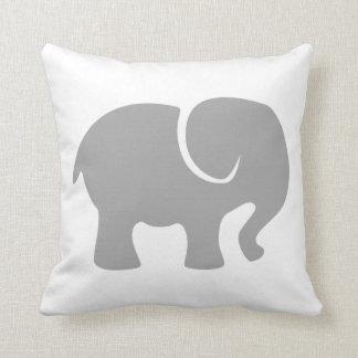 Het Hoofdkussen van het Decor van de olifant Sierkussen