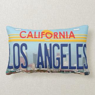 Het Hoofdkussen van Los Angeles Lumbar Kussen