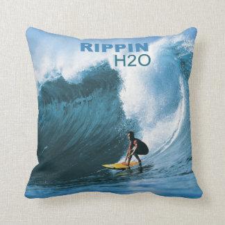 Het Hoofdkussen van Surfer Sierkussen