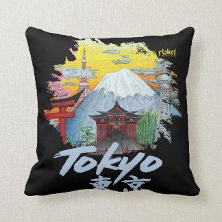 Het Hoofdkussen van Tokyo Sierkussen