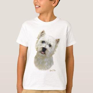 Het Hoogland Wit Terrier van het westen T Shirt