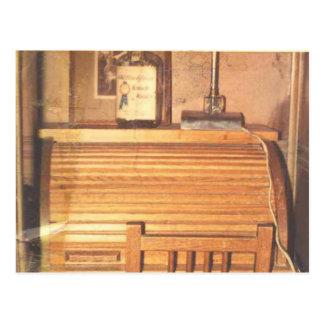 Het hoogste Bureau van het Broodje Briefkaart