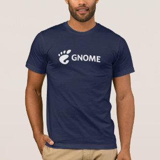 Het Horizontale Logo van de GNOOM T Shirt