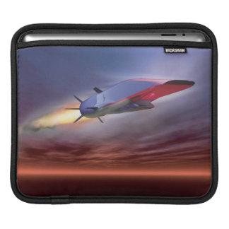 Het Horizontale Sleeve van het geweldige iPad Sleeve