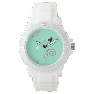 Het horloge van de Blik