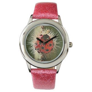 Het Horloge van de Bloei van de Cactus van Arizona