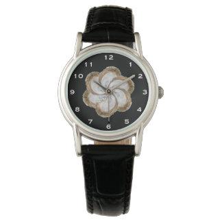 Het Horloge van de Bloem van de oester - Ontwerp C