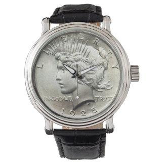 Het Horloge van de Dollar van de vrede