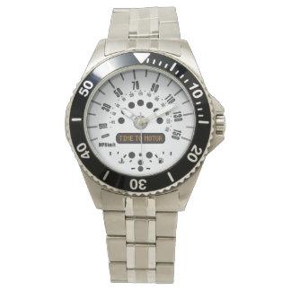 Het Horloge van de Douane van Mini Cooper