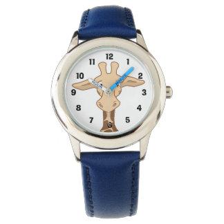 Het Horloge van de giraf