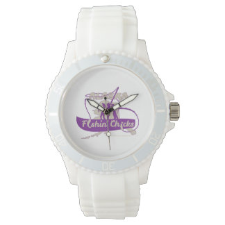 Het Horloge van de Kuikens van Alaska Fishin