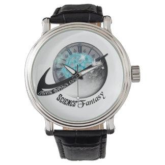 Het Horloge van de Planeet van de Klok van SciFan