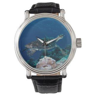 Het Horloge van de Schildpad van het zee