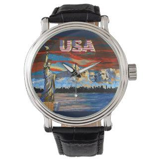 Het Horloge van de V.S.
