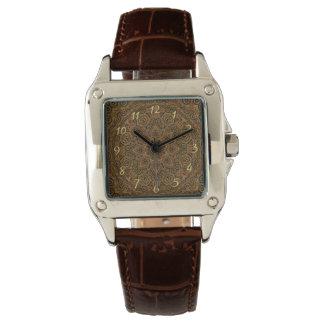 Het Horloge van de Vintage Vrouwen van Steampunk