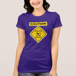 Het Horloge van de voorzichtigheid voor het T Shirt