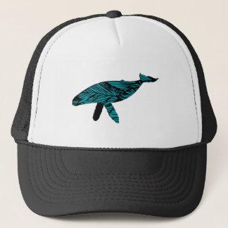 Het Horloge van de walvis Trucker Pet