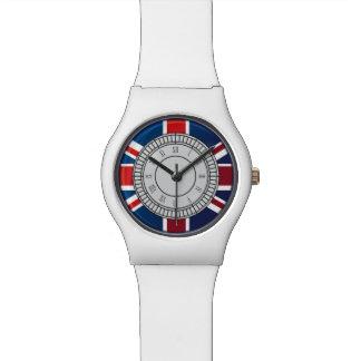 Het Horloge van de Wijzerplaat van Big Ben van de