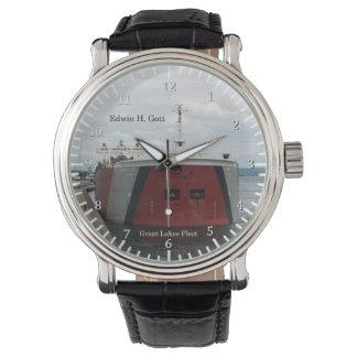 Het horloge van Edwin H. Gott