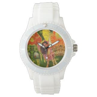 Het Horloge van Graffiti van de Feeën van de
