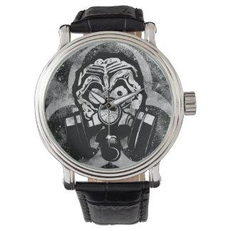 Het Horloge van het Gasmasker van /w van de