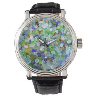 Het Horloge van het Glas van het zee