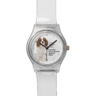 Het Horloge van het Mamma van het spaniel