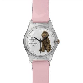 Het Horloge van het Mamma van Labradoodle