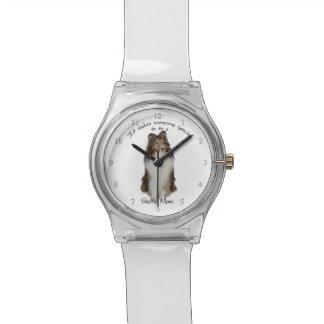 Het Horloge van het Mamma van Sheltie