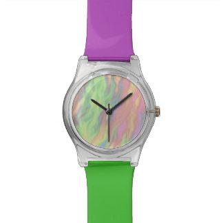 Het Horloge van het Mengsel van de regenboog