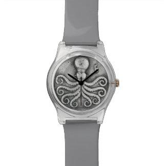Het Horloge van het Muntstuk van de octopus