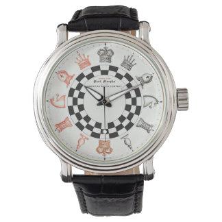 Het horloge van het Schaak Morphy