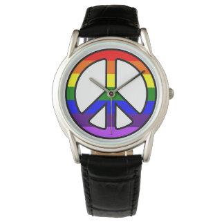 Het Horloge van het Teken van de Vrede van de