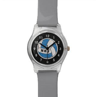 Het Horloge van het Volleyball van de Band van de