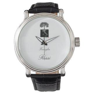 Het Horloge van Italiana van Famiglia