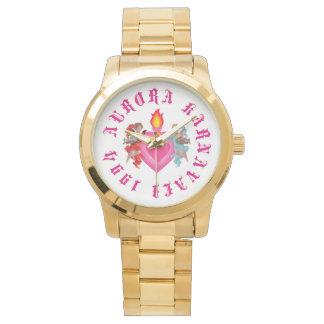 Het Horloge van Karnavali van de Dageraad van