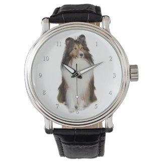 Het Horloge van Sheltie