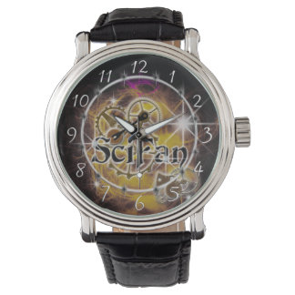 Het Horloge van Steampunk van SciFan