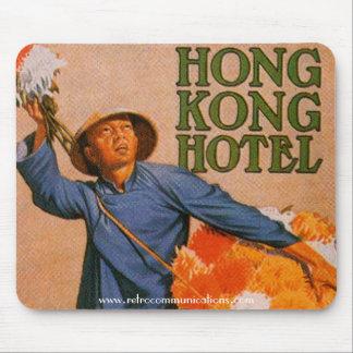 Het Hotel Mousepad van Hong Kong Muismatten