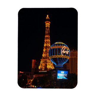 Het Hotel van Parijs Las Vegas & de Magneet van