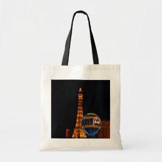Het Hotel van Parijs Las Vegas & het Canvas tas
