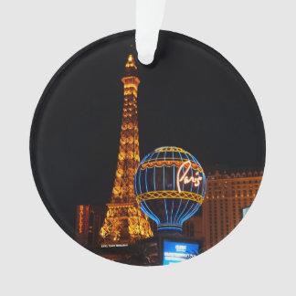 Het Hotel van Parijs Las Vegas & het Ornament van