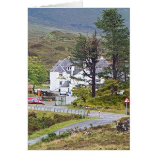 Het Hotel van Sligachan, Eiland van Skye, Briefkaarten 0
