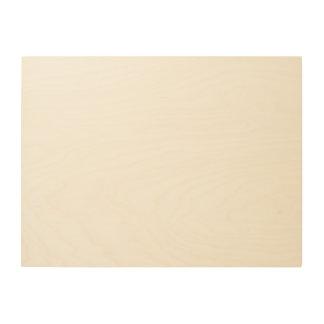 Het Houten Canvas van de douane 24x18