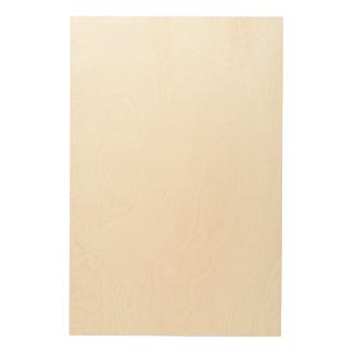 Het Houten Canvas van de douane 24x36