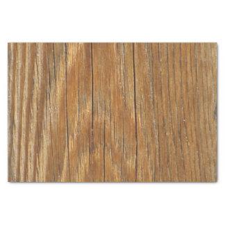 Het houten Papieren zakdoekje van de Korrel Tissuepapier