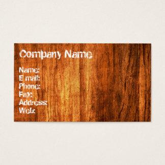 Het houten Visitekaartje van de Stijl Visitekaartjes