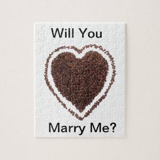 Het Huidige Unieke Huwelijk van de Gift van het Ha Puzzel