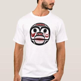 Het Huilen van de Vreedzame kustHaida van het T Shirt