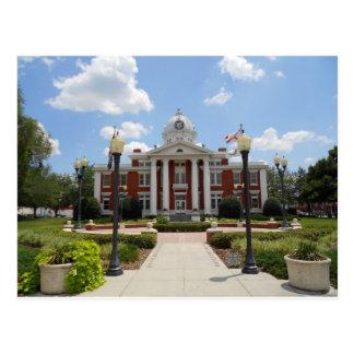 Het Huis Florida van het Hof van de Provincie van Briefkaart